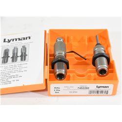 Lyman Dies 22-250