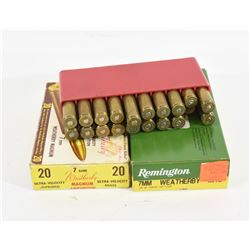 56 Rounds 7mm Weatherby Reloads