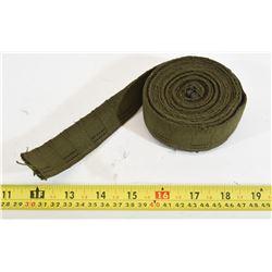 Unissued 250 Round Machine Gun Cloth Belt