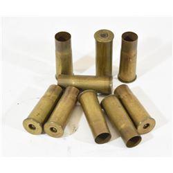 9 Pieces of 577 Snider Brass