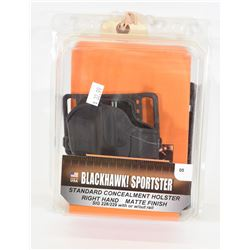 Blackhawk Sportster Holster Right Hand #05