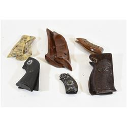 6 Pairs of Handgun Grips