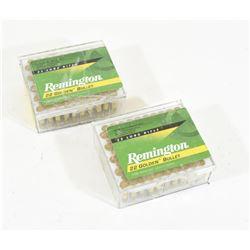 200 Rounds Remington 22LR 40gr. RN