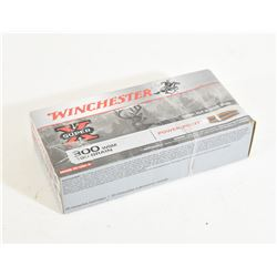19 Rounds Winchester 300WSM 180gr. Power-Point