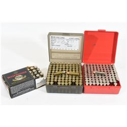 215 Rounds 357 Magnum Reloads & Factory