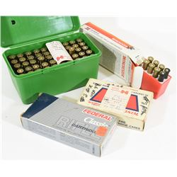 93 Rounds 32 WInchester Special Reloads & Factory
