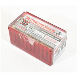 50 Rounds Winchester 17HMR 20gr. HP