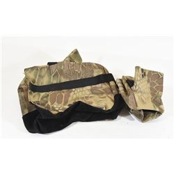 2 Shooting Rifle Rest Bags
