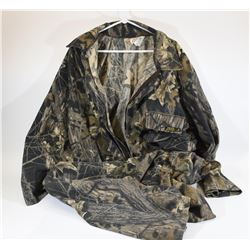 Golden Retriever Camo Coveralls