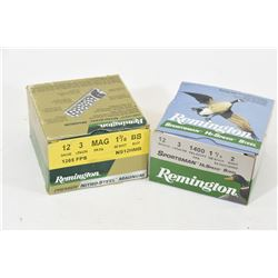 50 Rounds Remington Box Lot Ammo