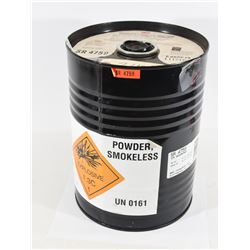 Large Can of IMR SR4759 Smokeless Powder