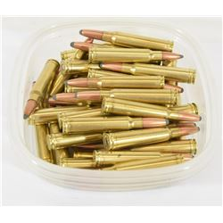 44 Rounds of Reloaded 338 Win Mag 275gr