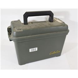 Cabela's Green Ammo Can