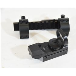 Scope Mount & Red Dot Sight