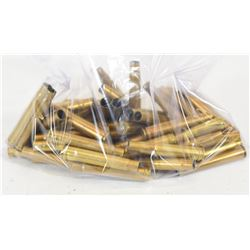 50 Pieces of 375H&H Brass