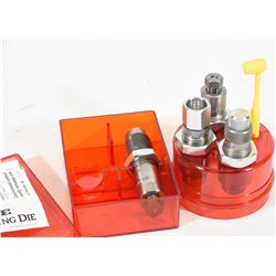 Lee 357 Sig Die Set & Universal Lee Decapping Die
