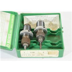 RCBS 223 Remington Die Set