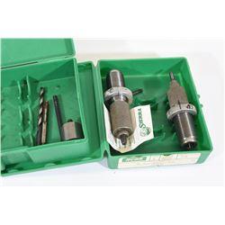 RCBS 6 mm Remington Die Set  & Case Remover