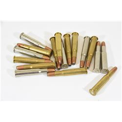 17 Rounds of Reloaded 30-30 Ammo