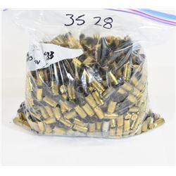 933 Rounds .40 S&W Casings