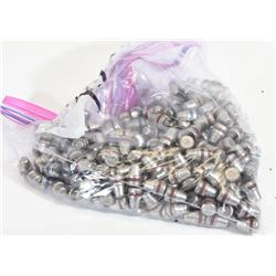 Approximately 300 .45ACP Lead Projectiles