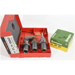 Hornady 44 Special / 44 Magnum Die Set & Ammo