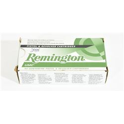 50 Rounds of Remington 32 Auto 71gr RNCP