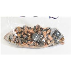 1Kg of Mixed Size Copper Plated Projectiles.