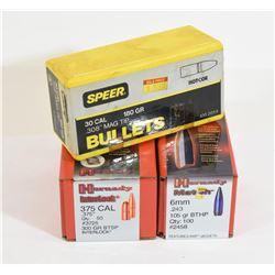 Box Lot Rifle Bullets