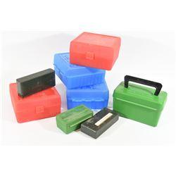Box Lot Cartridge Holders