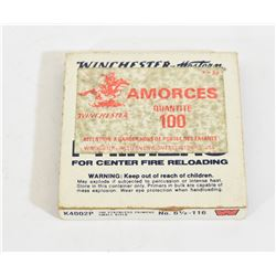 97 Winchester Primers Small Rifle