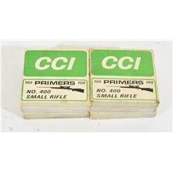 519 CCI Small Rifle Primers