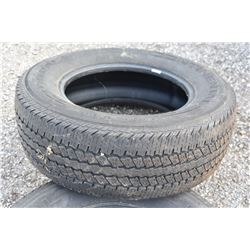 """Lot of 4 18"""" Tires"""