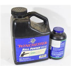 5 lbs Winchester 231 Ball Powder