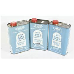 IMR 4227 Smokeless Powder