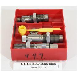 Lee 444 Marlin 3-Die Set FL