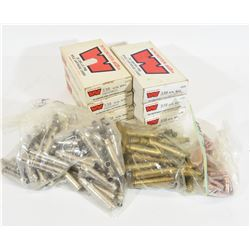 210 Pieces of 338 Winchester Magnum Brass