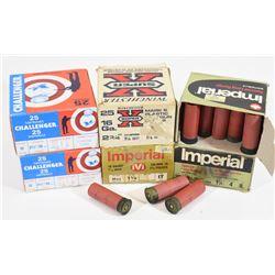 Box Lot of Mixed Shotgun Ammunition