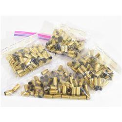 380 Pieces 45 ACP Brass