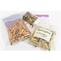 44 Remington Magnum Brass