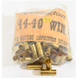 1.45 lbs of 44-40 Winchester Brass