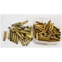 2.3 lbs of 8mm Mauser Brass