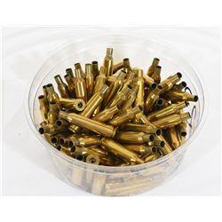 2.4 lbs of 6mm Remington Brass