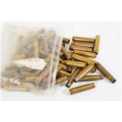 1.3 lbs of 35 Remington Brass