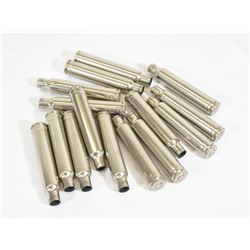15 Pieces of 300 Weatherby Mag Brass