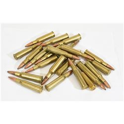 20 Rounds of 7.62 x 54R Ammunition