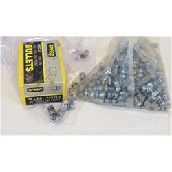 325 Pieces of 38/357 Projectiles