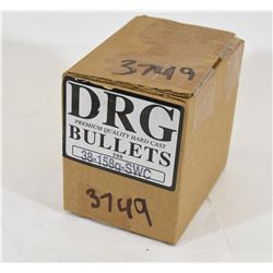 500 Pieces of 38/357cal 158gr SWC Projectiles