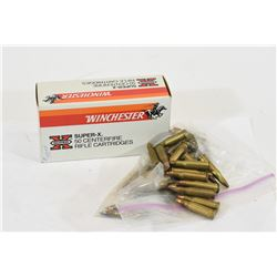 88 Rounds of 218 BEE 46gr Ammunition