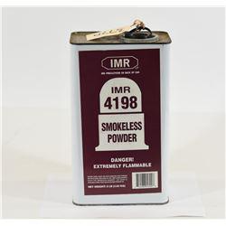 8Lbs of IMR 4198 Smokless Powder